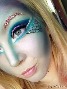 Die Besten 25 Meerjungfrau Schminken Ideen Auf