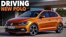 nouvelle volkswagen polo vw polo 2018 drive road test 2017 volkswagen