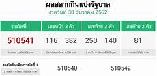 thai lottery form today thai lottery live result for 16 january 2020 check