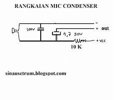 rangkaian mic condenser peka bro elektronika rangkaian mic condenser super peka bro elektronika