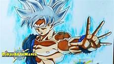 C 243 Mo Dibujar A Goku Migatte No Gokui Dominado Ultra
