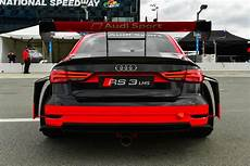 Audi Rs3 Lms Usa Clubsport Hits The Great American
