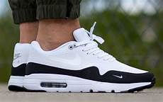 nike air max 1 essential white black wolf grey sole