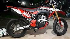 Modif Crf Supermoto by Supermoto Crf 150 L