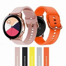 Bakeey Colorful 20mm Silicone Band by Bakeey 20mm Width Silicone Band Replacement