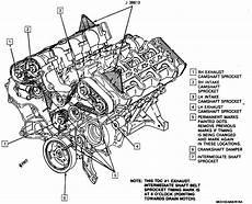 1996 Z34 Dohc 3400 Engine Timing Belt What Should I