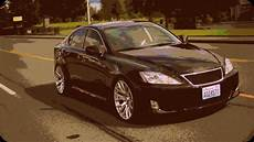 lexus is250 lowered 20 quot clean simple youtube