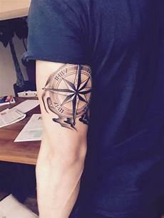 Die Besten 25 Kompass Tattoos Ideen Auf