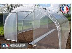 serre tunnel de jardin pas cher serre de jardin tunnel