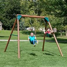 playground swing sets swing n slide equinox swing set reviews wayfair