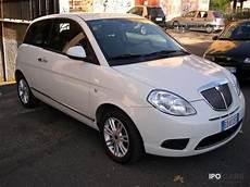 2010 lancia ypsilon 1 3 multijet 75cv platino car photo