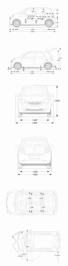 Smart Forfour 52 Kw Coupe 2014 Autokatalog Ma 223 E