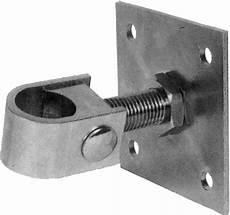 gond r 233 glable avec platine pour portail en fer forg 233 en