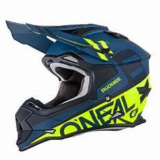 motocross helm o neal o neal 2 series rl spyde motocross enduro mtb helm blau