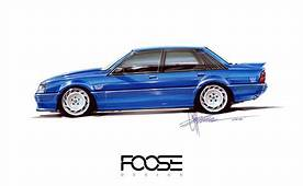 Commission Art  Chip Foose Official Home Of
