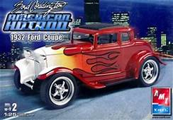 1932 Ford 5 Window Coupe 1/25 Fs