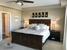 sherwin williams barcelona beige best neutral paint colour bedroom with beige carpet dark