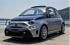 Official Abarth 695 Rivale