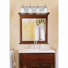Light Bathroom Vanity 4 light bathroom vanity light wayfair