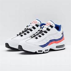 mens shoes nike air max 95 essential white 749766 106