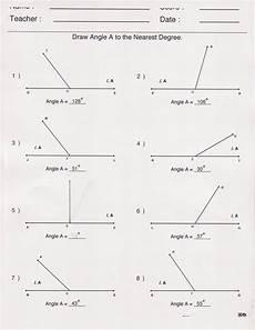 measuring angles worksheet 4th grade free 1956 cascio larry 7th grade stem