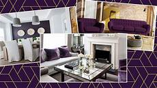 Purple And Gold Home Decor Ideas by Purple 7 Ways To Use This Trendy Color In Your Home