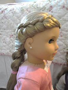 American Doll Hairstyles For Hair american doll chronicles beautiful braid