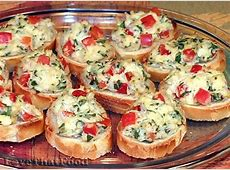 crab crostini_image