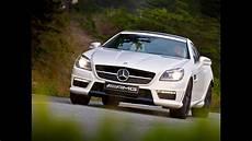 mercedes slk 55 amg roadster 2012 im fahrbericht