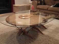 A Trek Coffee Table For Fans handmade trek coffee table looks just like the uss