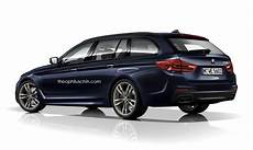 2017 Bmw G31 5 Series Touring Will Debut At The 2017