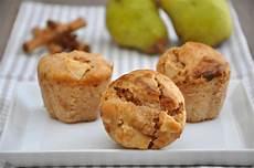 muffin rezept mit öl muffins mit quark und birnen