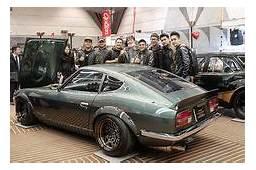 Datsun 240z Rota Wheels  Z Classic Cars