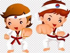 Bela Diri Animasi Artikel Olahraga Lengkap