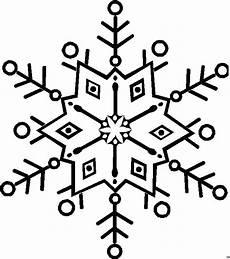 Malvorlagen Schneeflocken Weihnachten Schneeflocke 3 Ausmalbild Malvorlage Jahreszeiten