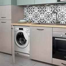 meuble pour lave linge optimum basilic lave linge cuisine petit espace et