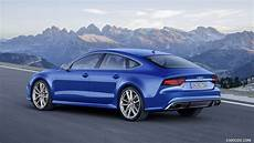 Rs7 2017 Sportback With A Colour by 2016 Audi Rs7 Sportback Performance Color Ascari Blue