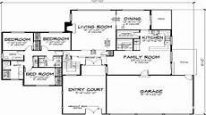 theplancollection com modern house plans modern house floor plans modern small house plans