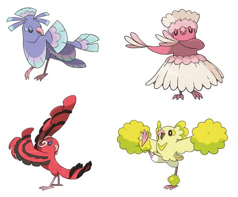 Oricorio Evolution