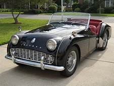 Triumph TR3B For Sale  Hemmings Motor News