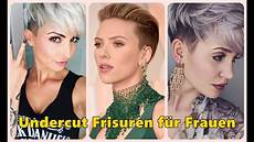 undercut frisuren f 252 r frauen