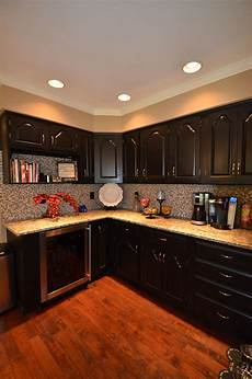 oak cabinets painted black black kitchen cabinets oak cabinets black kitchens