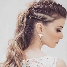 Half Hair Hairstyles