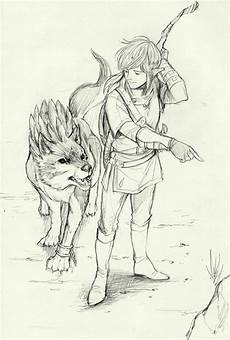 Malvorlagen Wolf Legend The Legend Of Breath Of The Link And Wolf