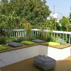 Une Terrasse Transform 233 E En Petit Jardin