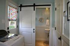 Bathroom With Laundry Room Ideas Home Is Where The Is Laundry Powder Room Combo