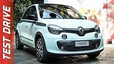New Renault Twingo La Parisienne 2017 Test Drive