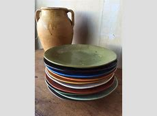 Colorful Dinnerware  Fresco Collection   MERCATO Antiques