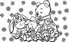 winnie pooh baby malvorlagen baby piglet winnie the pooh honey coloring page