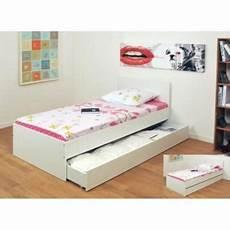 lit surélevé pour enfant oslo lit enfant 1 tiroir 90 x 190 cm blanc lit pour enfant achat prix fnac